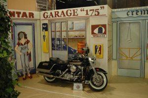 Décors Garage